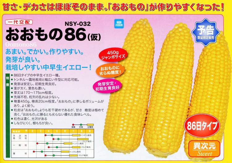 おおもの86(仮) NSY-032