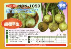 ナント種苗株式会社 / たまねぎ / ナント育成 / NON-1050
